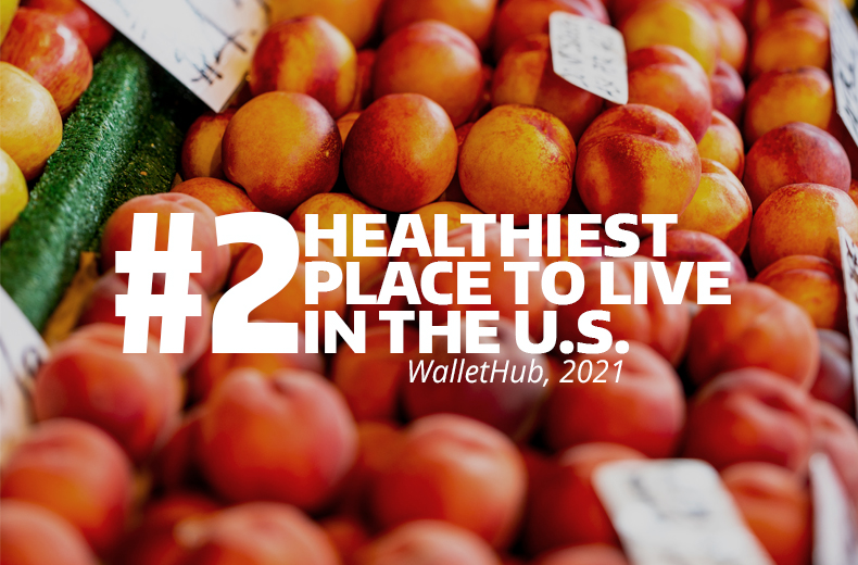 HEALTHY LIVING, WalletHub compared more than 180 of the most populated U.S. cities across 44 key indicators of good health.