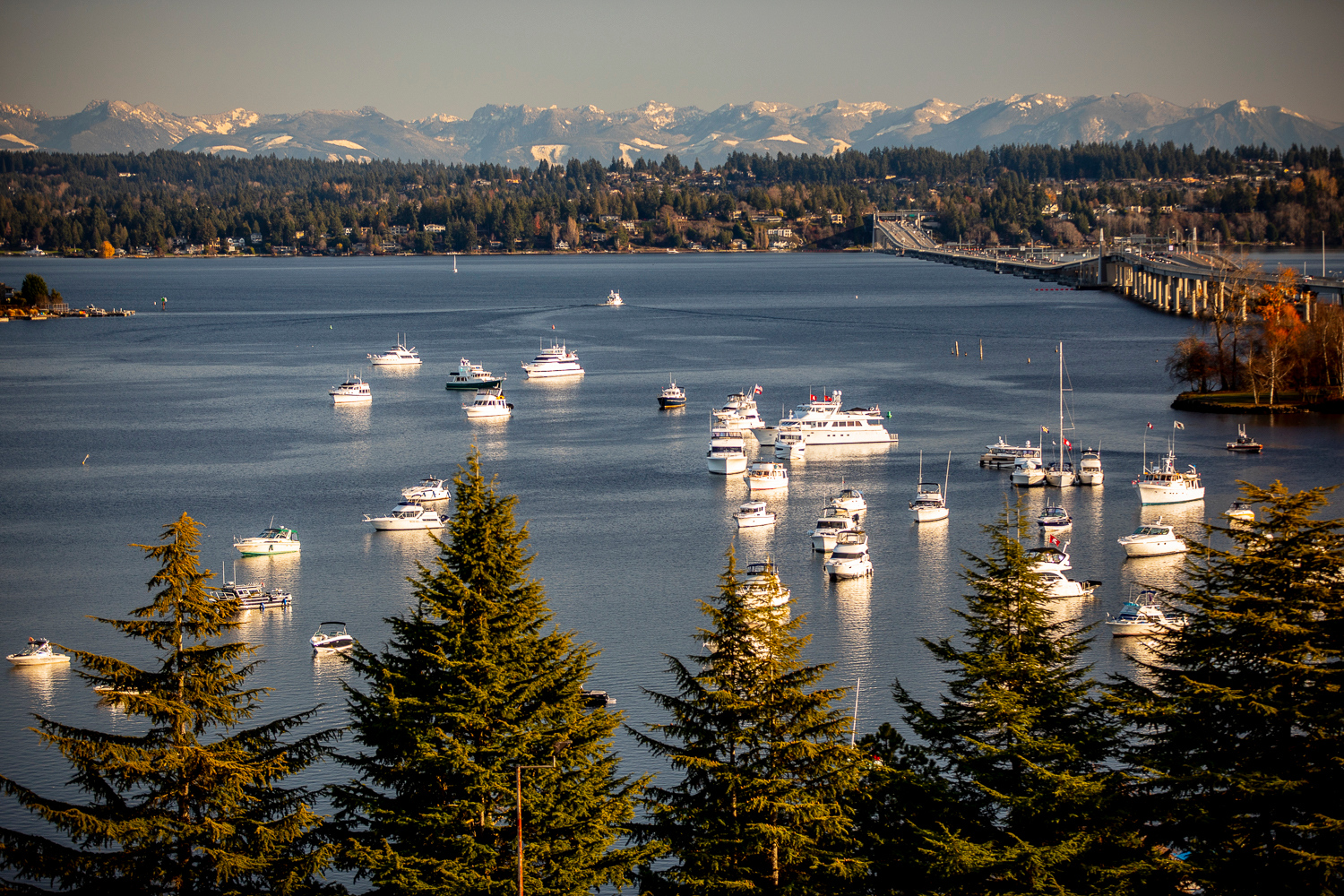 PICTURE PERFECT, With 200 miles of shoreline and 400 city parks, you'll never run out of spots to explore.