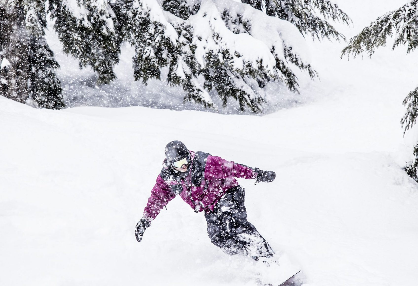 FEEL THE POWDER, Enjoy world-class skiing and snowboarding less than an hour's drive from Seattle.