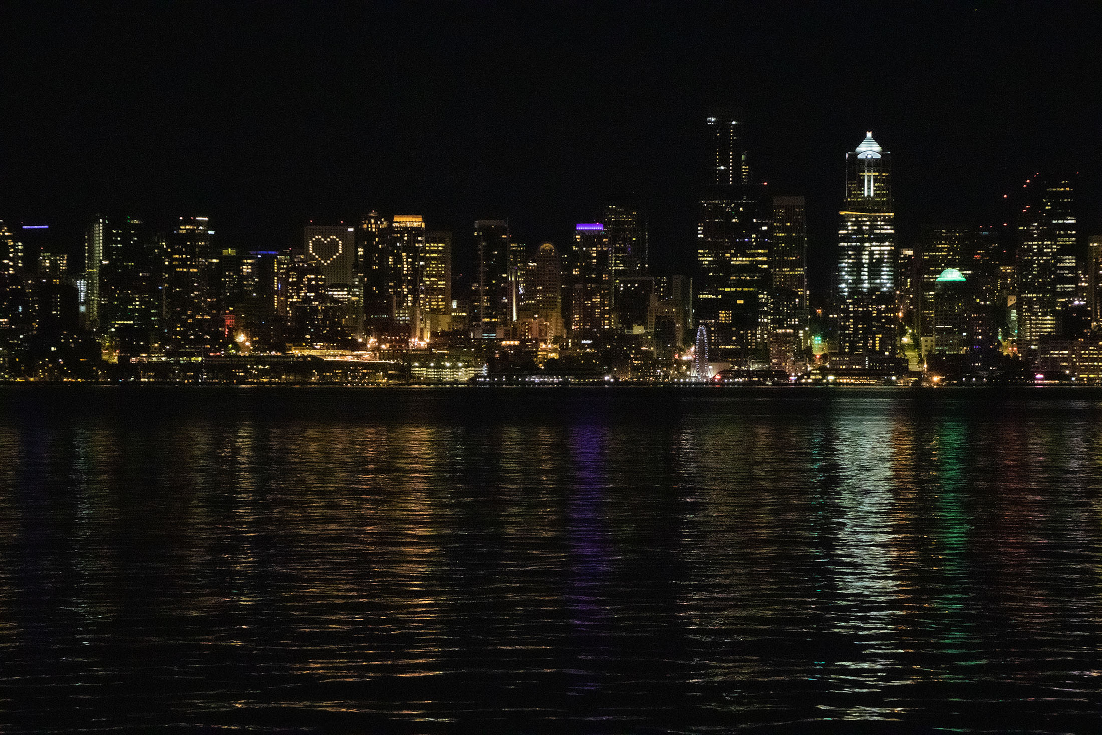 BOOM TOWN, The Seattle area has a population of about 4 million residents and is one of the fastest growing cities in America.